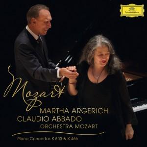 Mozart - Argerich, Abbado