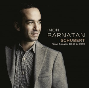 rec Schubert - Sonaty - Barnatan - okladka