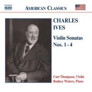 Ives-Sonatas-Thompson, Waters
