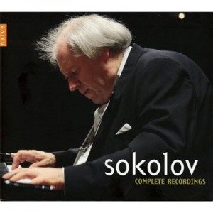 Sokolov complete recordings Naive