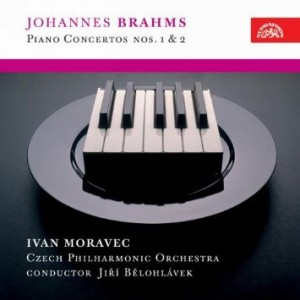 Moravec Belohlavek Brahms Koncerty