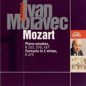 Moravec Mozart Sonaty