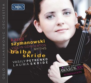 Baiba Skride -Szymanowski